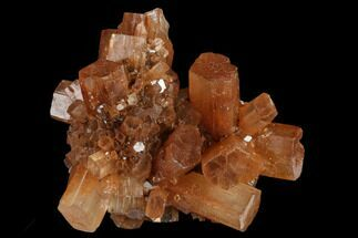 "2.25"" Aragonite Twinned Crystal Cluster - Morocco For Sale, #134927"