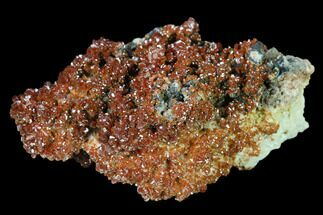 Vanadinite & Barite - Fossils For Sale - #134706