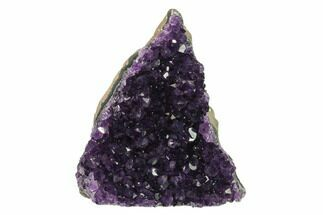 "Buy 3.8"" Amethyst Cut Base Crystal Cluster - Uruguay - #135136"