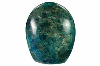 "Buy 4.3"" Free-Standing, Polished Blue Apatite - Madagascar - #135331"