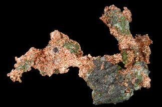 "Buy 3.5"" Natural, Native Copper Formation - Michigan - #136687"