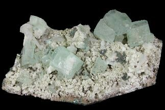 Apophyllite, Stilbite & Heulandite - Fossils For Sale - #135819