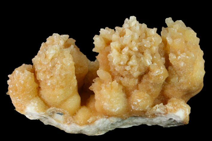 "4.1"" Orange Calcite Formation - Fluorescent"
