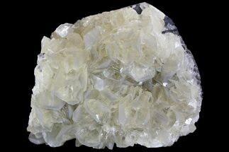 Fluorite & Calcite - Fossils For Sale - #138702