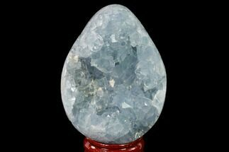 "Buy 2.6"" Crystal Filled Celestine (Celestite) ""Egg"" Geode - Madagascar - #140308"