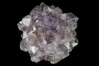 Quartz var. Amethyst - Fossils For Sale - #141906