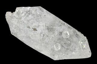 "Buy 2.15"" Pakimer Diamond with Carbon Inclusions - Pakistan - #140158"