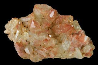 Quartz with Iron Oxide - Fossils For Sale - #142935