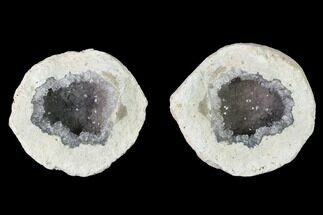 "1.65"" Keokuk Quartz Geode - Iowa For Sale, #144695"