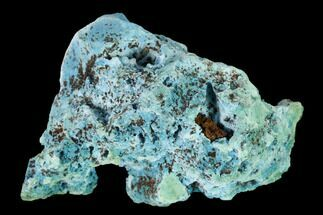 "2.1"" Light-Blue Shattuckite Specimen - Tantara Mine, Congo For Sale, #146720"