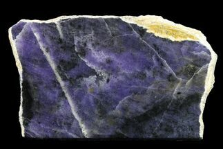 "3.8"" Polished Morado Opal Section - Central Mexico For Sale, #153644"
