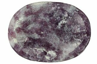 "Lepidolite Worry Stones - 1.5"" Size For Sale, #155285"