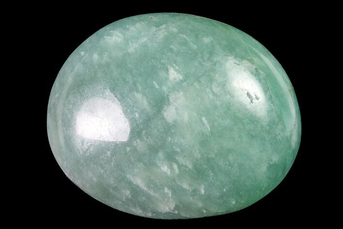 "2.2"" Polished Amazonite Pebble"