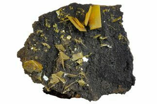 Wulfenite - Fossils For Sale - #163158