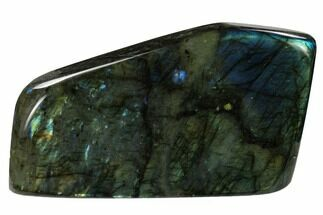 "7.4"" Flashy, Polished Labradorite Free Form - Madagascar For Sale, #154172"
