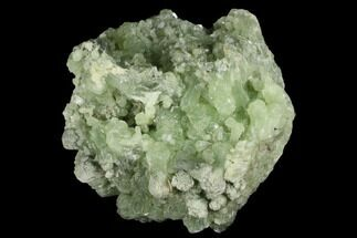 "2.1"" Green Prehnite Crystal Cluster - Morocco For Sale, #174017"