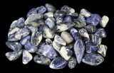 Bulk Polished Sodalite - 8oz. (~ 20pc.) - Photo 3