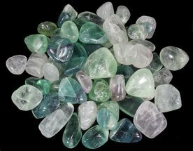 Bulk Polished Fluorite - 8oz. (~ 15pc.)