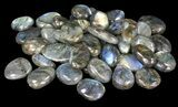 "Bulk Polished Labradorite ""Pebbles"" - 10 Pack - Photo 2"