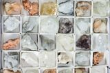 Mixed Indian Mineral & Crystal Flats - 54 Pieces (Reduced Price) - Photo 5