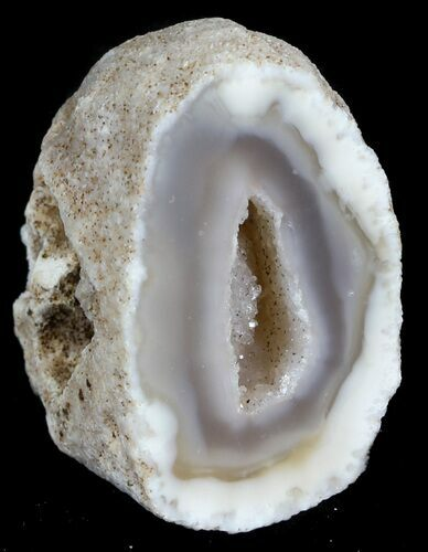 "1.4"" Cut & Polished Oco Ocho Geode - Brazil"