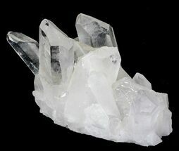 "2.2"" Quartz Crystal Cluster - Arkansas For Sale, #30395"