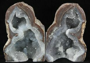Quartz Geode - Fossils For Sale - #33198