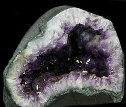 Quartz var. Amethyst - Fossils For Sale - #34440