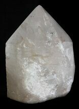 "Buy 5"" Polished Quartz Crystal Point - Brazil - #34747"