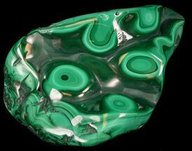 Polished Malachite For Sale
