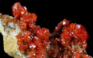 Vanadinite  - Fossils For Sale - #36978