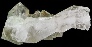 "3.6"" Faden Quartz with Chlorite - Pakistan For Sale, #38621"