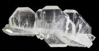 "2.7"" Faden Quartz with Chlorite - Pakistan For Sale, #38618"
