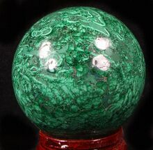 Malachite - Fossils For Sale - #39396