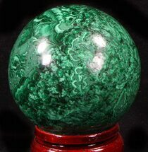 Malachite - Fossils For Sale - #39402