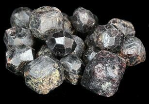 Garnet var Almandine - Fossils For Sale - #40626