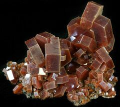 Vanadinite  - Fossils For Sale - #42150