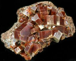 Vanadinite  - Fossils For Sale - #42186