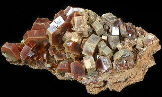 Vanadinite  - Fossils For Sale - #42207