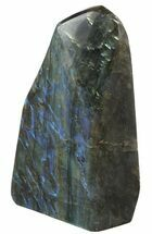 "6.2"" Flashy Polished Free Form Labradorite For Sale, #45185"