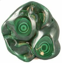 "2.7"" Polished Malachite Specimen - Congo For Sale, #45239"
