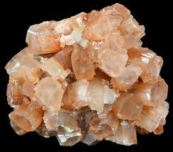 "1.9"" Aragonite Twinned Crystal Cluster - Morocco For Sale, #49307"