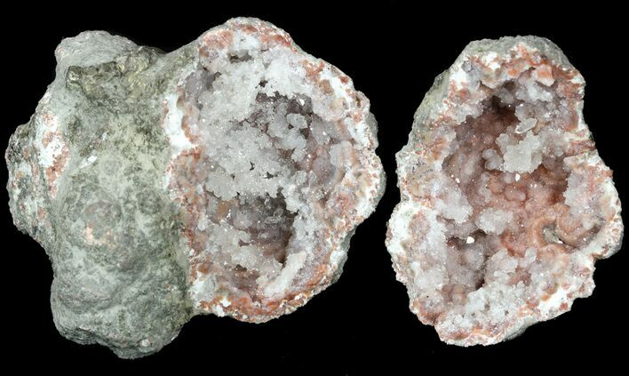 "1.85"" Keokuk ""Red Rind"" Geode - Iowa"