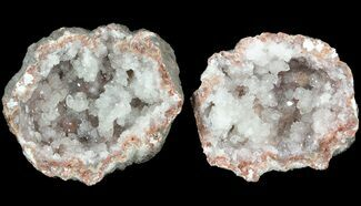 "1.9"" Keokuk ""Red Rind"" Geode - Iowa For Sale, #53375"