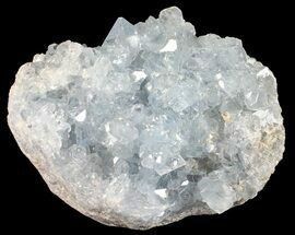 "Buy 3.2"" Sky Blue Celestite Crystal Cluster - Madagascar - #54805"