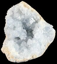 "Buy 2.7"" Sky Blue Celestite Crystal Cluster - Madagascar - #54814"