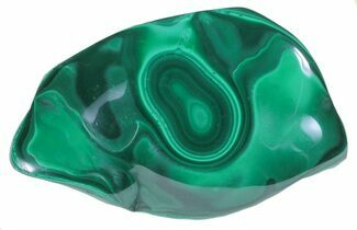 "3.9"" Polished Malachite - Congo For Sale, #58208"