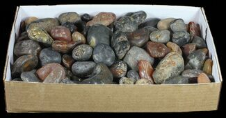 Wholesale Lot: Rough Carnelian Agate 10 KG (22 lbs) For Sale, #59621