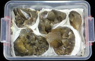 Buy Dogtooth Calcite Wholesale Flat - 5 Pieces - #60040