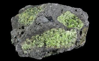 Forsterite var. Peridot - Fossils For Sale - #66366